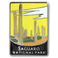 Saguaro National Park Pin