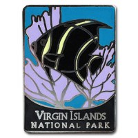 Virgin Islands National Park Pin