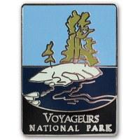 Voyageurs National Park Pin