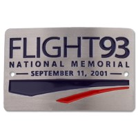 Flight 93 National Memorial Hiking Medallion