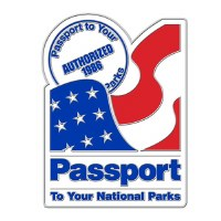 Passport to Your National Parks Lapel Pin