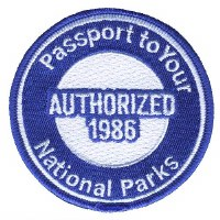 Passport to Your National Parks Patch
