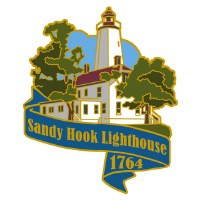 Sandy Hook Lighthouse Pin