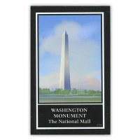 Washington Monument Magnet