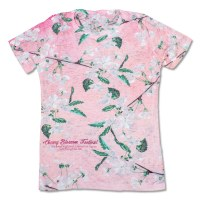Cherry Blossom Floral T-Shirt