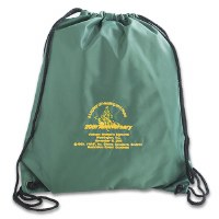 Vietnam Women's Memorial 20th Anniversary Commemorative Drawstring Tote Bag