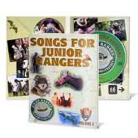 Songs for Junior Rangers CD (Volume 2)