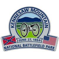 Kennesaw Mountain National Battlefield Park Lapel Pin