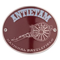 Antietam Cannon Hiking Medallion