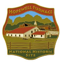 Hopewell Furnace National Historic Site Pin