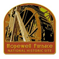 Hopewell Furnace National Historic Site Collectible Lapel Pin