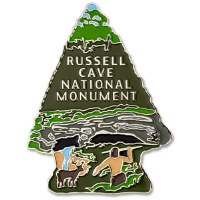 Russell Cave Arrowhead Magnet