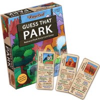 Junior Ranger Guess That Park Trivia Card Game