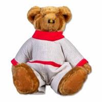 Gertrude's Plush Teddy Bear