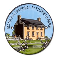 Manassas National Battlefield Hiking Medallion