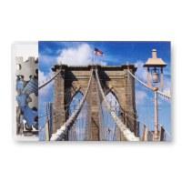 Brooklyn Bridge Mini Puzzle