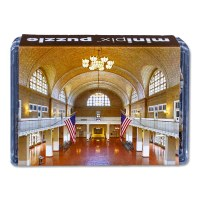 Ellis Island Great Hall Mini Puzzle