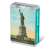 Statue Of Liberty Vintage Mini Puzzle