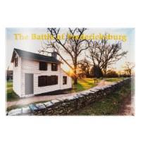 The Battle of Fredericksburg Innis House Magnet