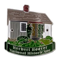 Herbert Hoover NHS Hiking Medallion