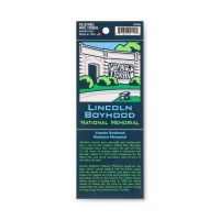 Lincoln Boyhood NM Decal