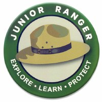 Junior Ranger Magnet
