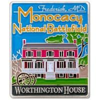 Monocacy Worthington House Pin