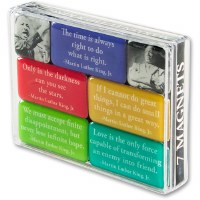 Martin Luther King Jr Quote Magnets