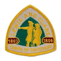 Lewis & Clark Corps of Discovery Patch