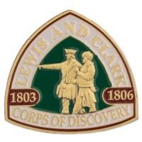 Lewis & Clark Pin