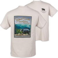 Great Smoky Mountains National Park T-Shirt - Small
