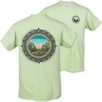 Yosemite National Park T-Shirt - Large
