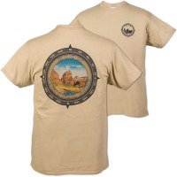 Zion National Park T-Shirt - XL