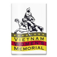 Vietnam Women's Memorial Magnet