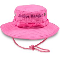 Pink Junior Ranger Hat