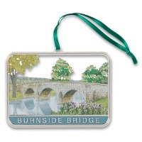 Antietam National Battlefield Burnside Bridge Ornament
