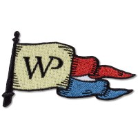 Waite & Peirce Pennant Patch