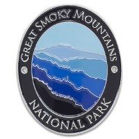 Great Smoky Mountains National Park Walking Stick Medallion
