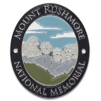 Mount Rushmore NM Hiking Medallion