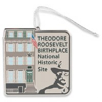 Theodore Roosevelt Birthplace National Historic Site Ornament