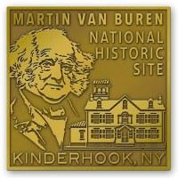 Martin Van Buren NHS Pin
