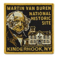 Martin Van Buren NHS Embroidered Patch