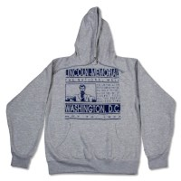 Lincoln Memorial Quote Hoodie