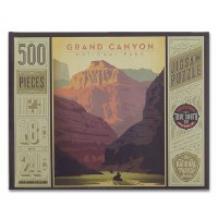 Grand Canyon National Park 500 Piece Puzzle