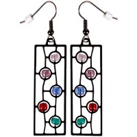 Sagamore Hill Rondels Earrings