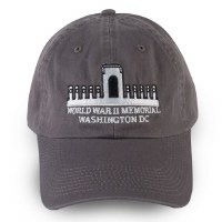 World War II Memorial Cap