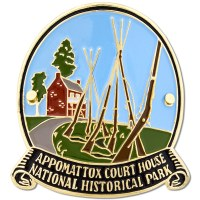 Appomattox Hiking Medallion