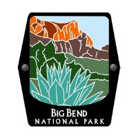 Big Bend National Park Trekking Pole Decal
