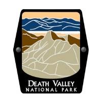 Death Valley National Park Trekking Pole Decal