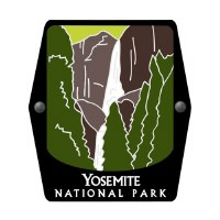 Yosemite National Park Trekking Pole Decal